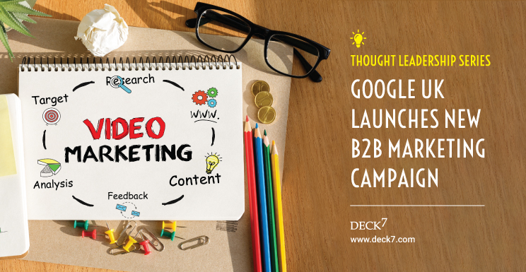 Google UK Launches New B2B Marketing Campaign