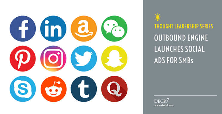 OutboundEngine Launches Social Ads for SMBs