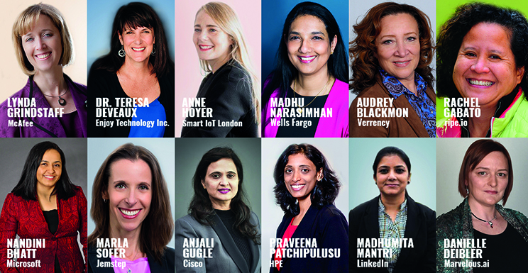 Women Leaders at the Forefront of Tech