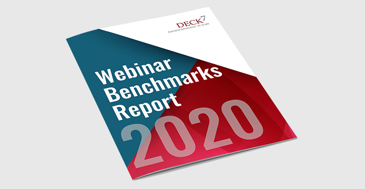 2020 Webinar Benchmarks Report | Webinars Are Alive and Kicking