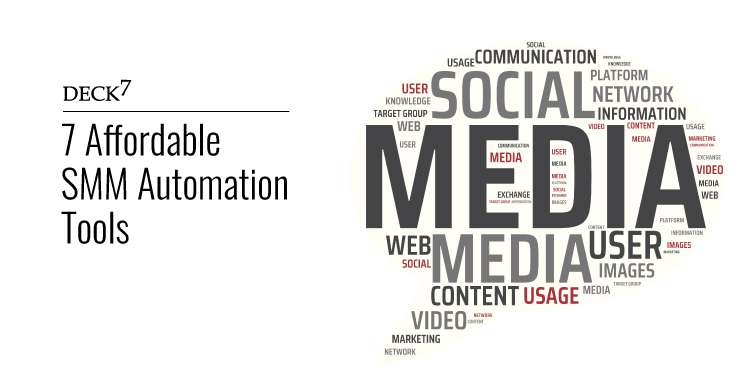 7 Affordable SMM Automation Tools