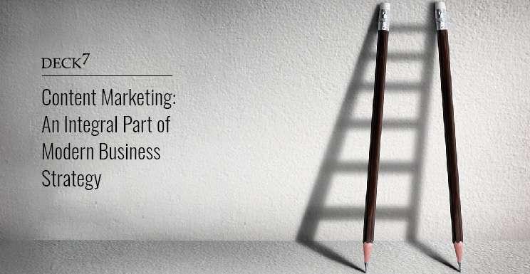 Content Marketing: An Integral Part of Modern Business Strategy