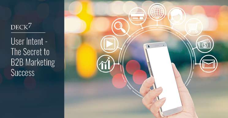 User Intent – the Secret to B2B Marketing Success