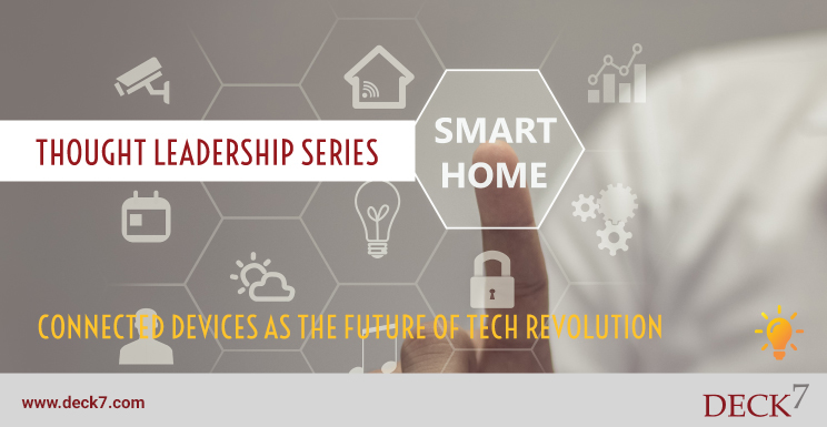 Connected Devices as the Future of Tech Revolution