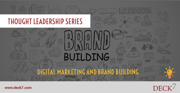 Digital Marketing and Brand Building