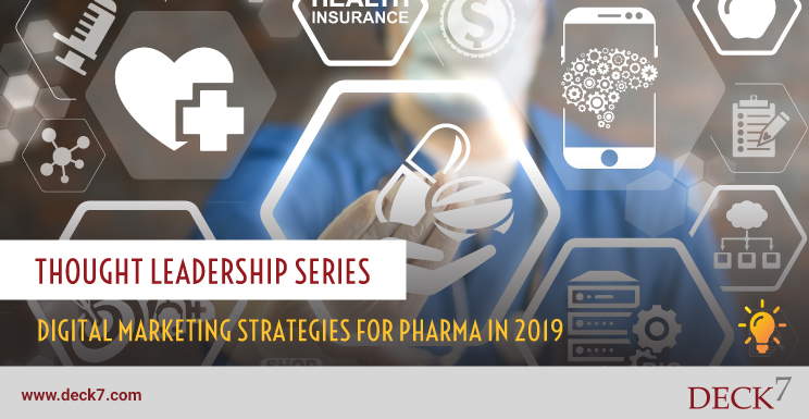 Digital Marketing Strategies for Pharma in 2019