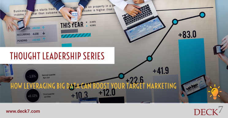How Leveraging Big Data Can Boost Your Target Marketing