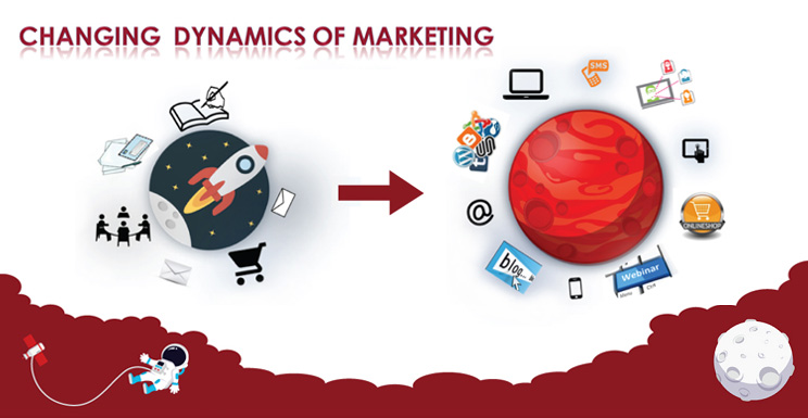 Changing Marketing Dynamics and Strategies to Cope