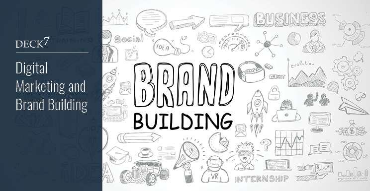 Digital Marketing and Brand Building