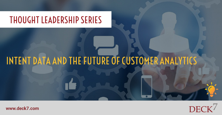 Intent Data and the Future of Customer Analytics
