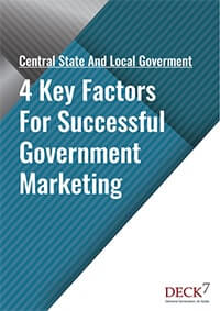 4 Key factors for Successful Goverment Marketing small