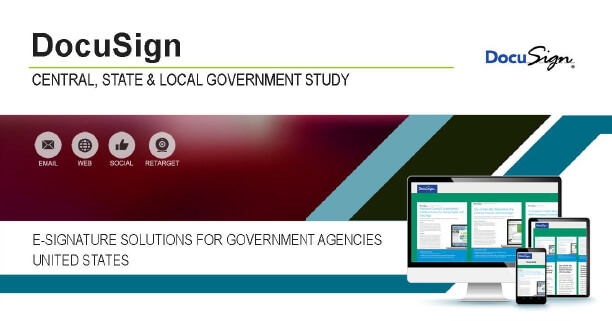 Docusign: E-Signature Solutions For Government Agencies