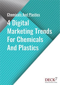 4 Digital Marketing Trends For Chemicals And Plastics