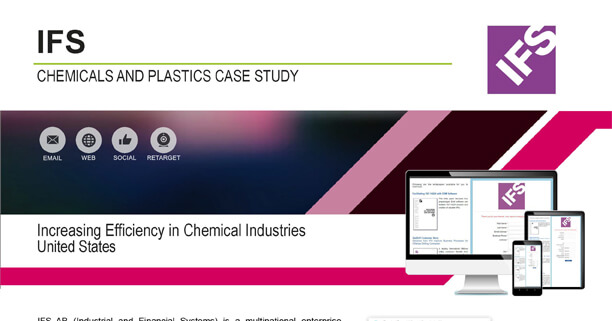Increaseing Efficiency In Chemical Industires case study