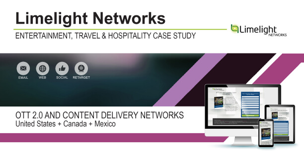 Limelight Networks: Ott 2.0 And Content Delivery Networks Case Study