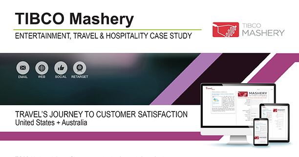 Tibco Mashery: Travel's Journey To Customer Satisfaction Case Study