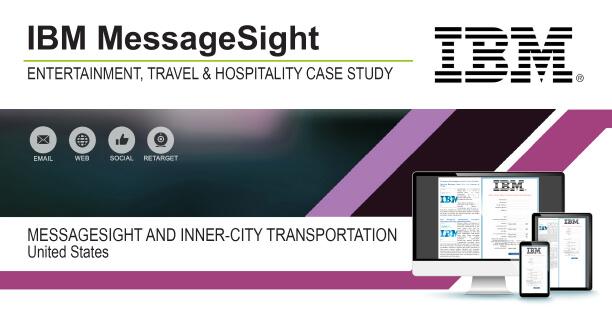 IBM Messagesight: Messagesight And Inner-City Transportation Case Study