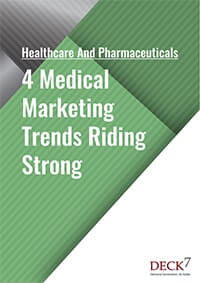 4 Medical Marketing Trends Riding Strong
