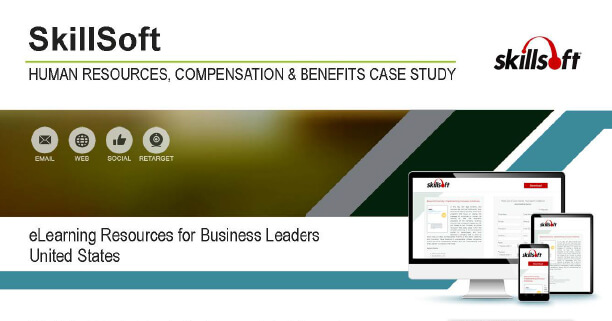 Skillsoft: Elearning Resources For Business Leaders Case Study