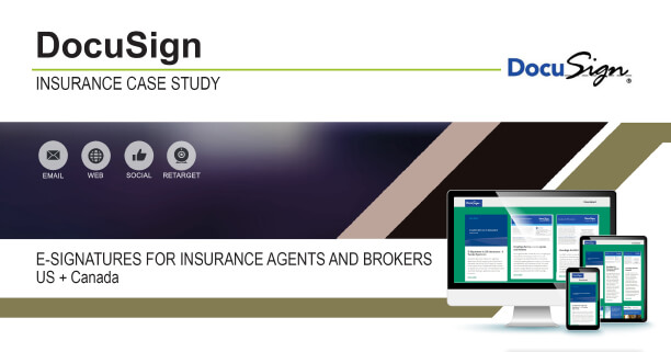 Docusign: E-Signatures For Insurance Agents And Brokers Case Study