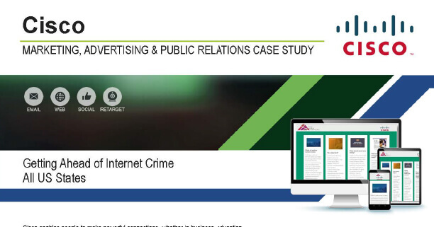 Cisco: Getting Ahead Of Internet Crime Case Study
