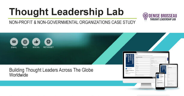 Thought Leadership Lab: Building Thought Leaders Across The Globe Case Study