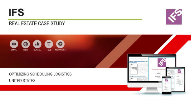 IFS: Optimizing Scheduling Logistics Case Study Deck 7