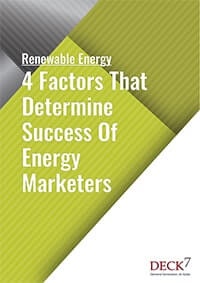 4 Factors That Determine Success of Energy Marketers Deck 7