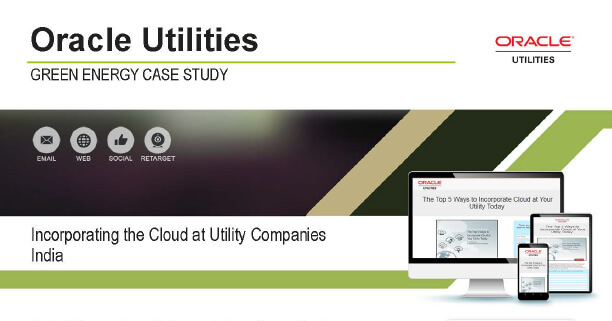 Oracle Utilities: Incorporating the Cloud At Utility Companies Deck 7 Case Study