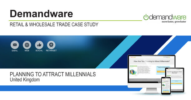 Demandware: Planning To Attract Millennials (Cs702) Deck 7 Case Study
