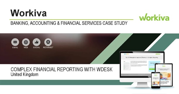 Workiva: Complex Financial Reporting With Wdesk