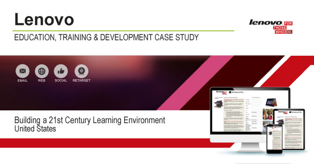 Lenovo: Building A 21st Century Learning Environment (Cs1201)-United States Case Study