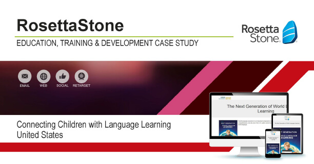 Rosetta Stone: Connecting Children With Language Learning Case Study