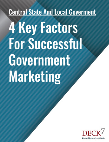 4 Key factors for Successful Goverment Marketing large mobile view
