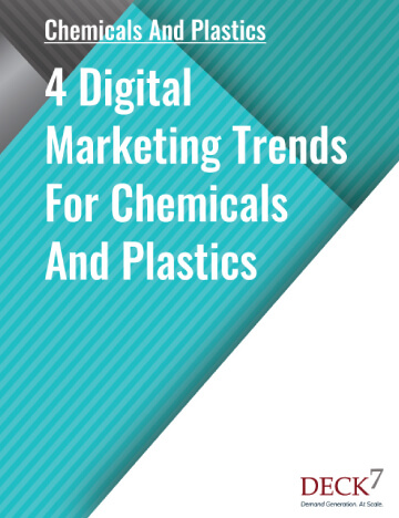 4 Digital Marketing Trends For Chemicals And Plastics Mobile View