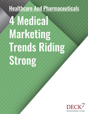 4 Medical Marketing Trends Riding Strong  Mobile View