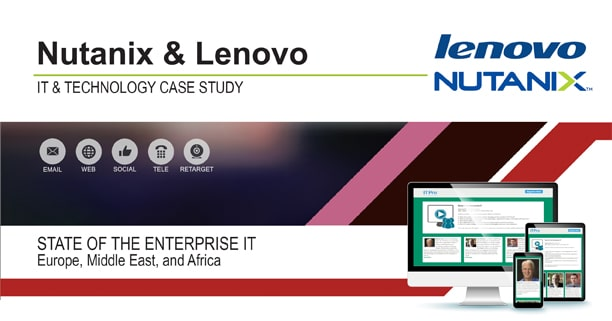 Nutanix & Lenovo: State Of The Enterprise It Case Study