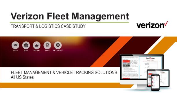 Verizon Fleet Management: Fleet Management & Vehicle Tracking Solutions: Deck 7
