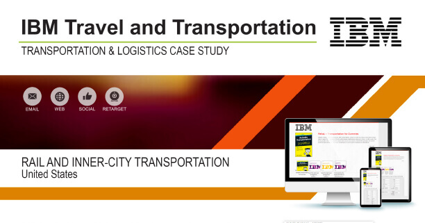IBM Travel and Transportation: Rail And Inner-City Transportation Case Study: Deck 7